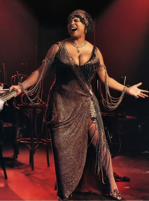 The Always Beautiful Queen Latifah
