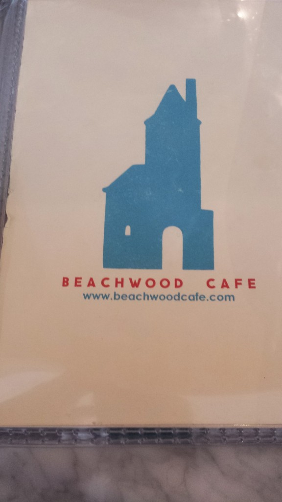 Beachwood Cafe Menu. Aren't you excited?