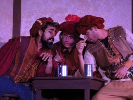 Bardolph - Merry Wives of Windsor - Caltech - 2015