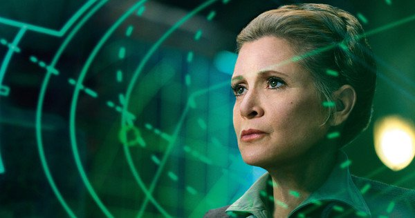 carriefisherforceawakens